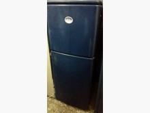 [8成新] 夏普125公升小雙門免運費送到府冰箱有輕微破損