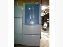 [8成新] 國際四門620公升極新節能冰箱有輕微破損