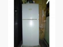 [8成新] 聲寶120公升環保冰箱 兩年保固冰箱有輕微破損