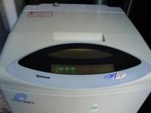 [9成新] 廉售國際10公斤全自動洗衣機洗衣機無破損有使用痕跡