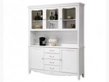 [全新] 艾莉歐風5.3尺餐櫃收納櫃全新