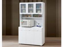 [全新] 艾薇拉4尺餐櫃收納櫃全新