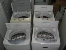 聲寶牌7公斤全自動洗衣機超漂亮.洗衣機有輕微破損