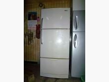 [8成新] 惠而浦560公升大冰箱兩年保固冰箱有輕微破損