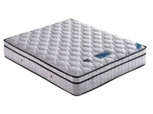 [全新] 舒美乳膠獨立筒平3線床墊雙人床墊全新