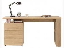 [全新] 約翰5尺橡木紋電腦書桌電腦桌/椅全新