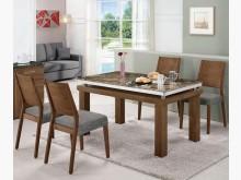 [全新] 班奈特4.6尺原石餐桌*可打折餐桌全新