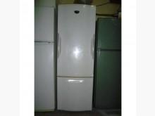 夏寶下冷凍雙門雙面開360公升冰箱有輕微破損