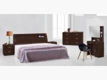 [全新] 葳碩胡桃色5尺床頭箱特價5500雙人床架全新