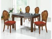 [全新] 岩燒石面餐桌特價13800餐桌全新