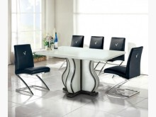 [全新] T8000石面餐桌特價9900餐桌全新