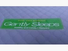 [9成新] 三折收納型獨立筒彈簧床墊單人床墊無破損有使用痕跡