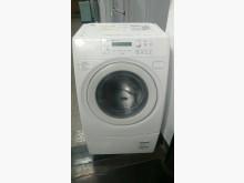 [8成新] 日製 三洋9公斤滾筒洗衣機洗衣機有輕微破損