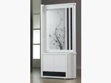 [全新] 雙塔2.9尺白色隔間櫃 桃園免運其它櫥櫃全新