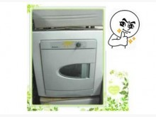 [9成新] 全新保固~東元6.5公斤烘乾機乾衣機無破損有使用痕跡