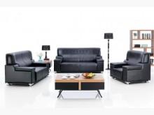 [全新] 克羅尼黑皮沙發全組特價31500多件沙發組全新
