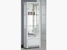 [全新] 貝斯特2尺白色展示櫃 桃園區免運其它櫥櫃全新