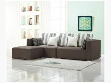 [全新] 艾瑞克深灰L型布沙發$27800L型沙發全新