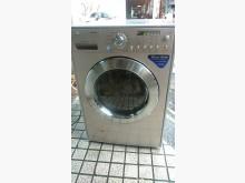 [9成新] 已拆洗內槽~滾筒洗衣機12公斤洗衣機無破損有使用痕跡