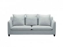 [全新] 蘿琳三人灰色布沙發特價16800多件沙發組全新