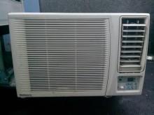 [9成新] 國際4坪冷氣窗型冷氣無破損有使用痕跡