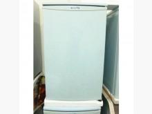 東元TECO小鮮綠冰箱 91L冰箱無破損有使用痕跡