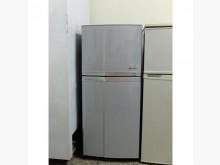 [95成新] 東芝 小雙門冰箱 120L(二手冰箱近乎全新