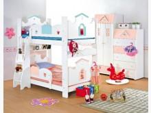 [全新] 城堡多功能雙層床 特價26800單人床架全新