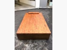 非凡二手家具  正樟木合式床組雙人床架無破損有使用痕跡