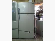 [8成新] 國際600公升三門冰箱三個月保證冰箱有輕微破損