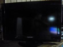 富士丸32吋液晶色彩鮮艷畫質佳電視有輕微破損