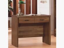 [全新] 喬魯斯3尺雙抽書桌書桌/椅全新