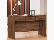 [全新] 喬魯斯4尺三抽書桌書桌/椅全新