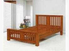 [全新] 凱尼爾5尺實木雙人床雙人床架全新