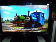 [8成新] 李太太32吋聲寶液晶色彩鮮艷電視有輕微破損