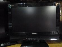 [8成新] 李太太~國際22吋液晶色彩鮮艷電視有輕微破損