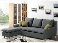 [全新] 樂多L型布沙發L型沙發全新