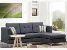 [全新] 羅登L型布沙發L型沙發全新