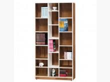 [全新] 肯傑雙色3尺開放式書櫃書櫃/書架全新