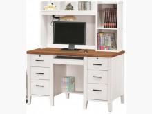 [全新] 詩肯雙色4.2尺電腦桌電腦桌/椅全新