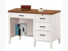 [全新] 詩肯雙色3.5尺書桌下座書桌/椅全新