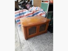 3尺實木電視櫃電視櫃有輕微破損