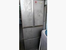 [9成新] 東元四門580公升變頻冰箱冰箱無破損有使用痕跡