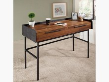 [全新] 畢卡索4尺雙色二抽書桌書桌/椅全新