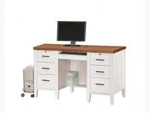 [全新] 詩肯雪杉色4.2尺電腦桌7900電腦桌/椅全新