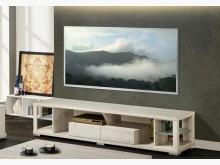 [全新] A02雪松6.5尺電視櫃8600電視櫃全新