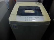 [8成新] LG 樂金 7.5公斤單槽洗衣機洗衣機有輕微破損