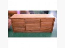 [全新] TK110全新柚木兩門三抽實木櫃收納櫃全新
