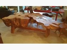 [9成新] 大台北二手傢俱-樟木泡茶桌其它桌椅無破損有使用痕跡
