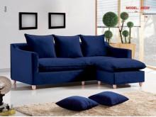 [全新] 哈洛克L型布沙發組特價16900L型沙發全新